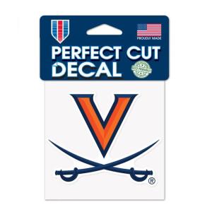"UVA Perfect Cut Color Decal - 4""x4"""