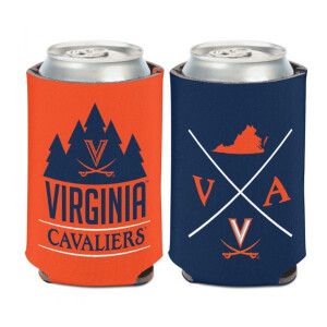 UVA Hipster Can Cooler - 12oz
