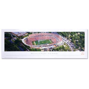 UVA Scott Stadium Panorama