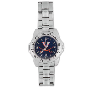 UVA Anachrome Sport Steel Watch