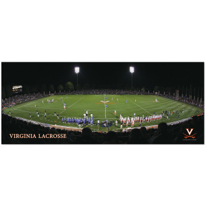 UVA Klockner Stadium Poster