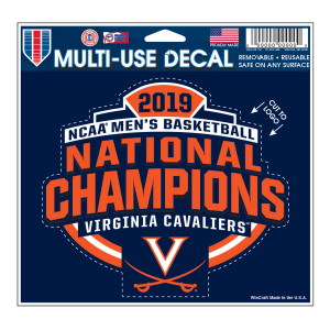 2019 National Champions Multi-Use Decal