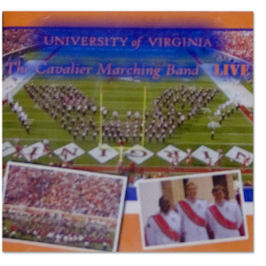The UVA Cavalier Marching Band - LIVE