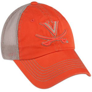 UVA Anchor Washed Adjustable Cap