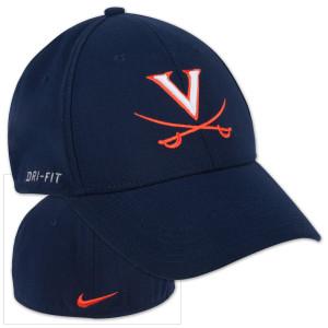 UVA Nike Dri-Fit Swoosh Cap