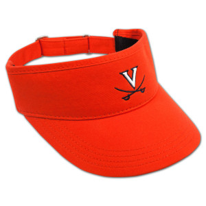 UVA The Game High Front Golf Visor