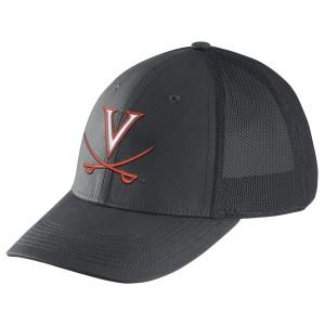 UVA Nike Dri-Fit Mesh Swoosh Flex Hat