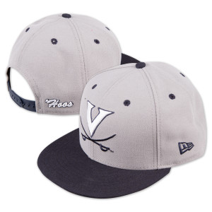 UVA Baseball New Era Practice Replica 9Fifty Snapback