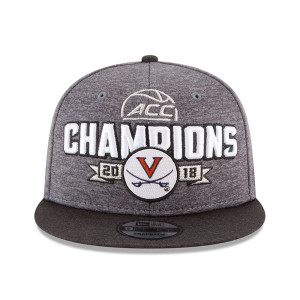 University of Virginia 2018 ACC Champs Locker Room Hat