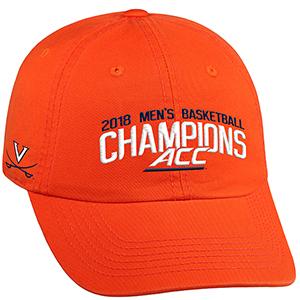 University of Virginia 2018 ACC Champions Hat