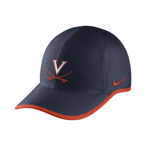 University of Virginia Featherlight NIKE Adjustable Hat