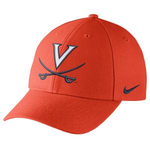 University of Virginia Dri-FIT Wool Nike Adj Hat