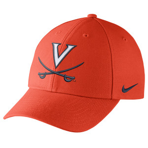 University of Virginia Dri-FIT Wool Nike Adj Hat
