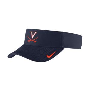 University of Virginia Sideline Dri-FIT Nike Visor