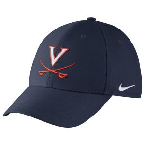 University of Virginia Nike Dri-FIT Wool Flex Hat