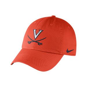 University of Virginia 2018 Nike Orange Heritage 86 Dri-FIT Hat