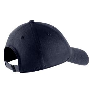 University of Virginia Nike Navy V-Sabre Hat