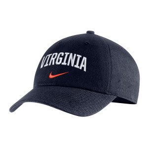 University of Virginia Nike Heritage86 Navy Hat