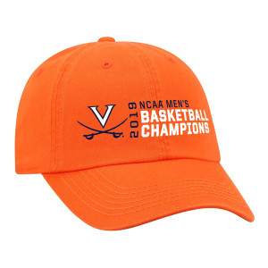2019 National Champions Offset Text Hat