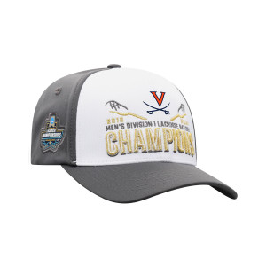 Virginia Lacrosse 2019 National Champs Locker Room Hat