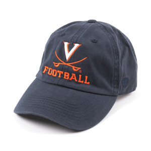 Virginia Football Crew Hat