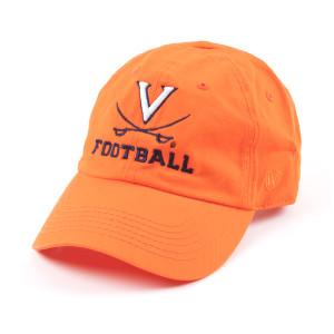 Virginia Football Crew Hat