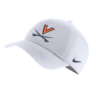 University of Virginia 2021 White Heritage Hat