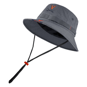 University of Virginia 2021 Gray Bucket Hat