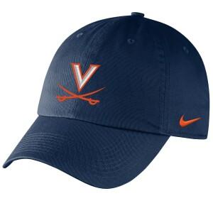 University of Virginia 2021 Navy Women's Campus Cap