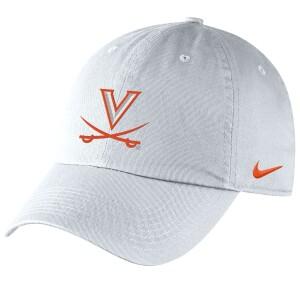 University of Virginia 2021 White Women's Campus Cap
