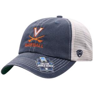 2021 UVA College World Series Mesh Style Team Hat