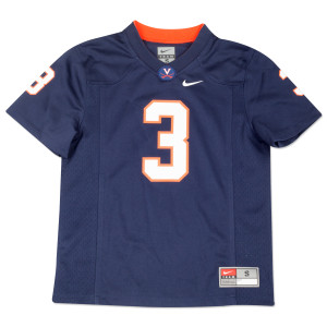 UVA NIKE Youth Replica Football Jersey