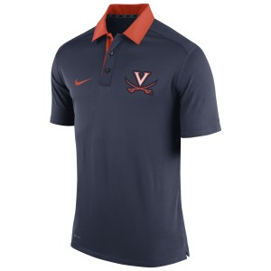 UVA Nike Elite Coaches Polo