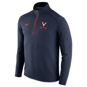 UVA Nike Game Day Knit1/2 Zip