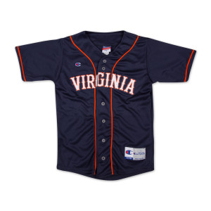 UVA Baseball Youth Replica Jersey
