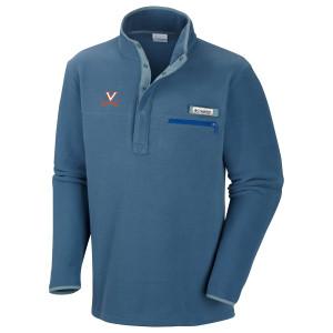 UVA Columbia Ladies Harborside Fleece Pullover