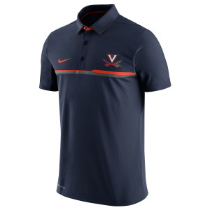 NIKE UVA Elite Polo