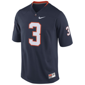 UVA Football Game Jersey Master