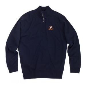 University of Virginia MERINO Half-Zip Sweater