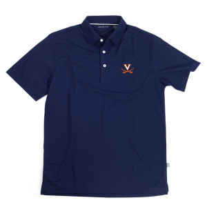 University of Virginia ECOTEC Pique Polo