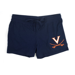 University of Virginia Cavaliers Ladies Shorts