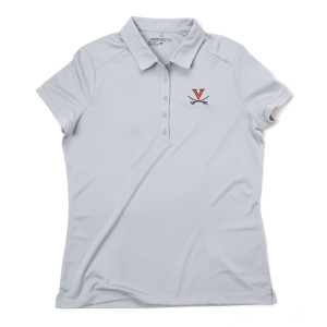 University of Virginia Ladies Victory Solid Polo