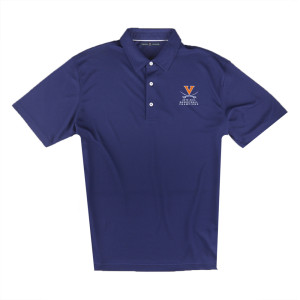 University of Virginia 2018 ACC Champions Pique Polo