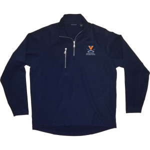 University of Virginia 2018 ACC Champions AQUATECH Half-Zip Pullover