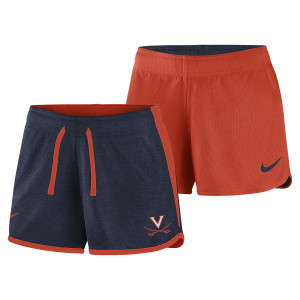 University of Virginia Reversible NIKE Ladies Shorts