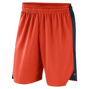University of Virginia Orange Nike Shorts