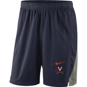 University of Virginia Nike Navy Shorts