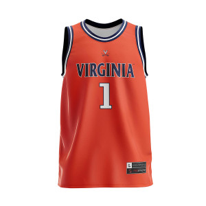 UVA 2019 #1 National Champions Youth Orange Jersey