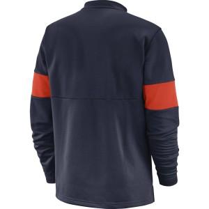 University of Virginia Therma 1/2 Zip Long Sleeve Pullover