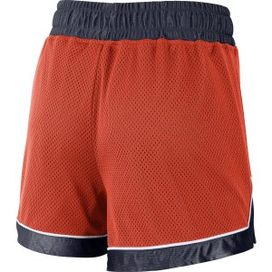 University of Virginia Team Orange Womens Shorts